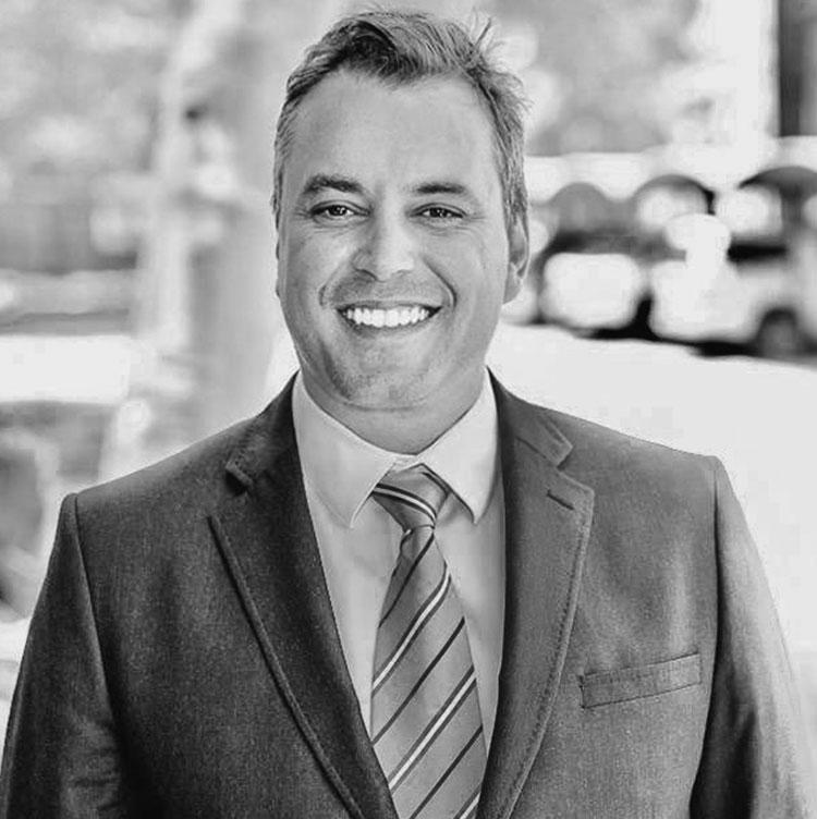 Gert Viljoen - CEO